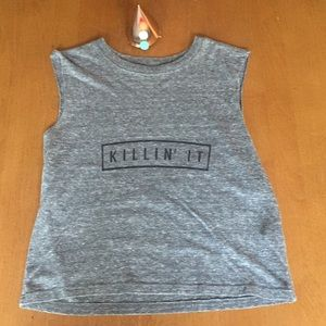 Graphic Tee from Brandy Melville